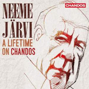 Neeme Järvi: A Lifetime on Chandos Product Image