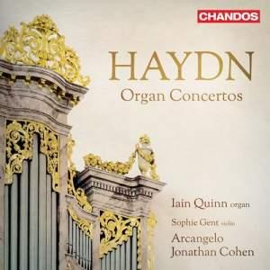 Haydn: Organ Concertos Product Image