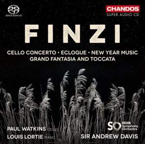 Finzi: Cello Concerto, Op. 40