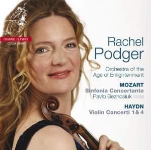 Rachel Podger - Mozart & Haydn Concertos