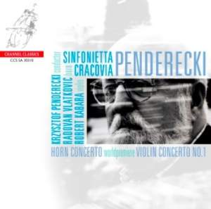 Penderecki - Violin & Horn Concertos
