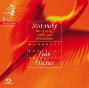 Stravinsky: The Rite of Spring & Firebird Suite