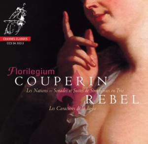 Couperin & Rebel: Les Nations