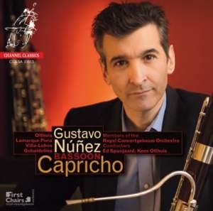 Gustavo Núñez: Capricho