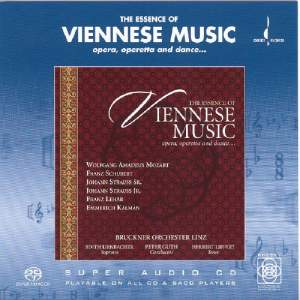 The Essence Of Viennese Music Product Image