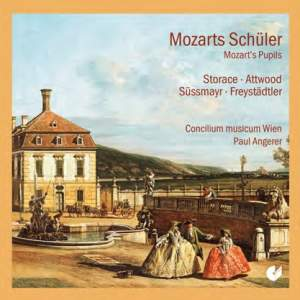 Mozart's Pupils