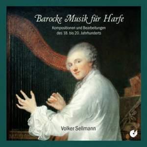 Music for Baroque Harp