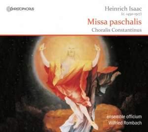 Isaac: Missa paschalis a 6