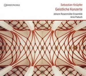 Kunpfer: Sacred Concertos