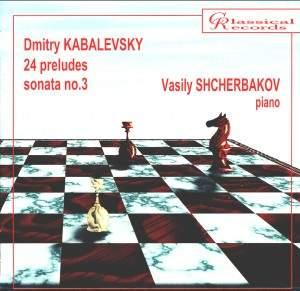 Kabalevsky: 24 Preludes