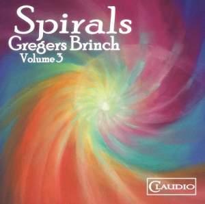 Gregers Brinch, Vol. 3 - Spirals Product Image
