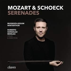 Mozart & Schoek: Serenades