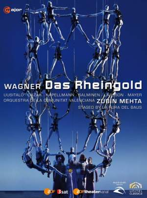 Wagner: Das Rheingold (DVD Version)