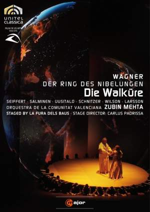Wagner: Die Walküre (DVD Version) Product Image