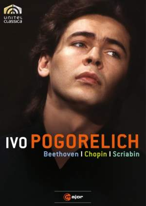 Ivo Pogorelich plays Chopin, Beethoven & Scriabin