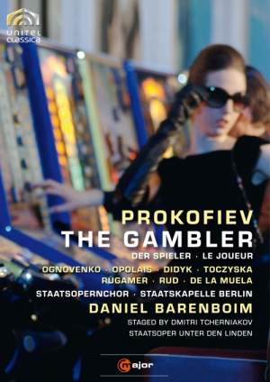 Prokofiev: The Gambler, Op. 24 Product Image