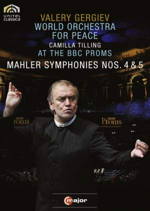 Mahler: Symphonies Nos. 4 & 5 Product Image