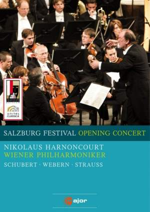 Salzburg Festival Opening Concert 2009 with Nikolaus Harnoncourt