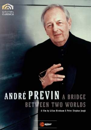 André Previn: A Bridge Between Two Worlds Product Image