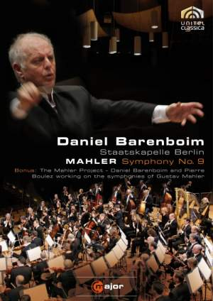 Daniel Barenboim conducts Mahler Symphony No. 9