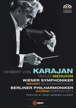 Karajan and Menuhin Product Image