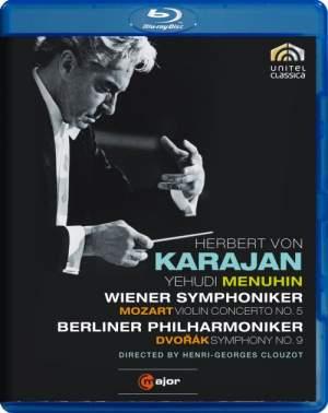 Karajan and Menuhin