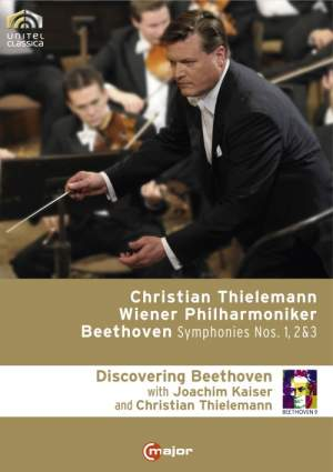 Beethoven: Symphonies Nos. 1-3 Product Image