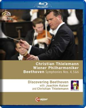 Beethoven: Symphonies Nos. 4-6 Product Image