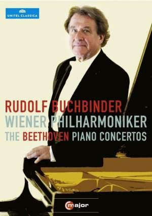 Beethoven: Piano Concertos Nos. 1-5 (complete)