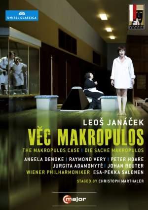 Janacek: The Makropulos Case