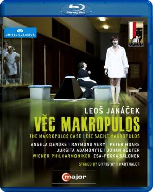 Janáček: The Makropulos Case