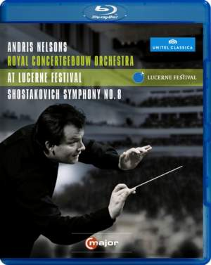 Andris Nelsons and the Royal Concertgebouw Orchestra at Lucerne Festival, 4th September 2011