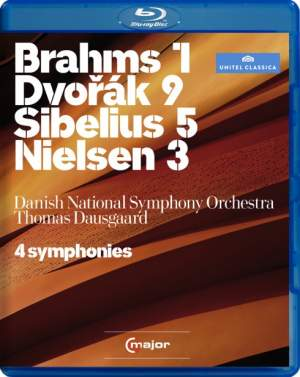 Thomas Dausgaard conducts 4 Symphonies