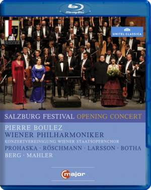 Salzburg Festival Opening Concert 2011 Product Image