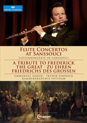 Flute Concertos at Sanssouci Product Image