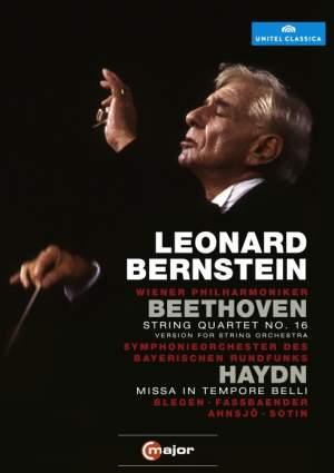 Leonard Bernstein conducts Beethoven & Haydn