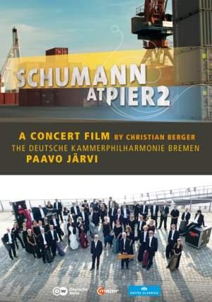 Schumann at Pier2