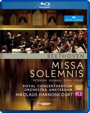 Beethoven: Missa Solemnis in D major, Op. 123 Product Image