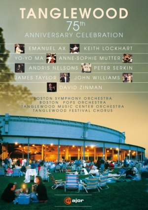 Tanglewood 75th Anniversary Celebration Product Image