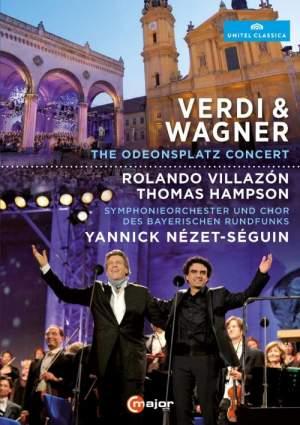 Verdi & Wagner: The Odeonsplatz Concert Product Image