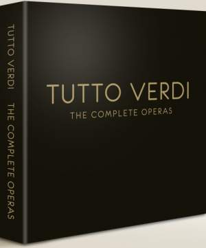 Tutto Verdi: The Complete Operas, Requiem and Documentary