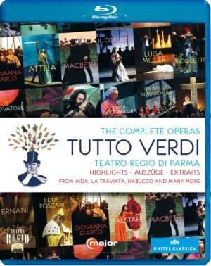 Verdi: The Complete Operas: Highlights Product Image