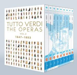 Verdi: The Operas Vol. 2, 1847-1853