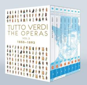 Verdi: The Operas Vol. 3, 1855-1893