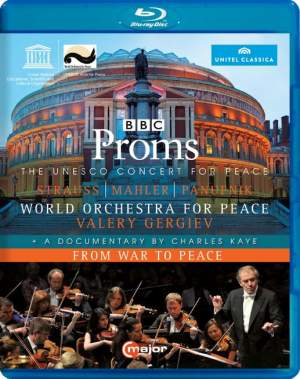 World Orchestra for Peace and Valery Gergiev at the BBC Proms