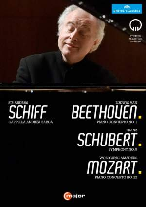 András Schiff at Mozartwoche