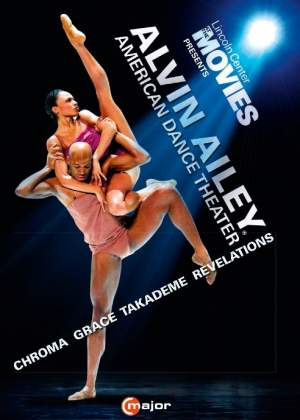 Alvin Ailey American Dance Theatre Product Image
