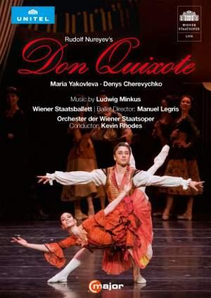 Ludwig Minkus: Rudolf Nureyev's Don Quixote