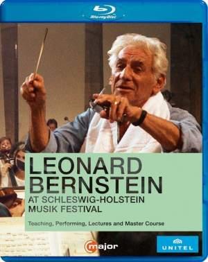 Leonard Bernstein at Schleswig-Holstein Musik Festival