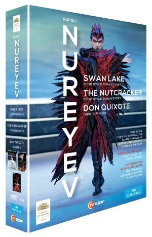 Rudolf Nureyev: Swan Lake, The Nutcracker & Don Quixote